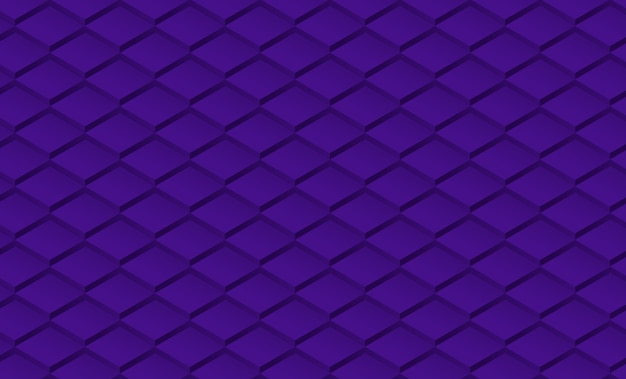 Geometric ultraviolet background rhombuses mosaic