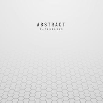 幾何学的な白い抽象的な背景