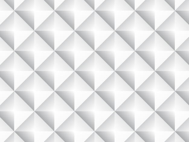 A geometric white and grey background