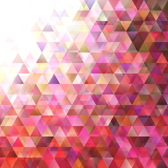 Geometrical abstract gradient triangle background