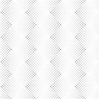 Geometrical black and white dot pattern background