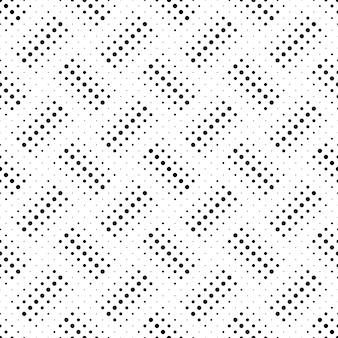 Geometrical dot pattern background - abstract design
