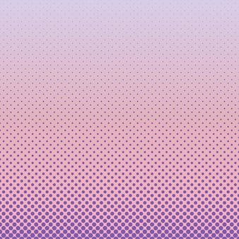 Geometrical gradient halftone circle pattern background - vector graphic