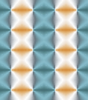 Geometrical ilusion background