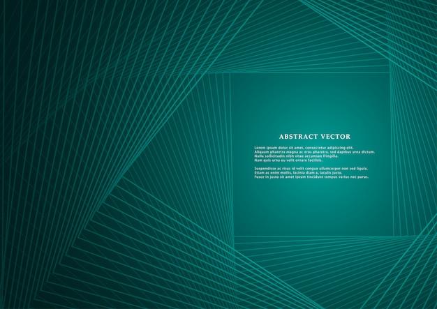 Геометрические линии для фона.