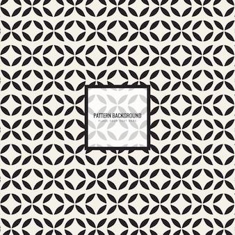 타일 스타일의 기하학적 패턴