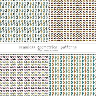 기하학적 패턴 모음
