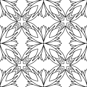 기하학적 완벽 한 패턴입니다.