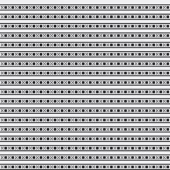 Geometrical shapes pattern