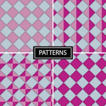 Geometry patterns