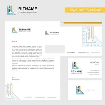 Геометрическая шкала бизнес бланки