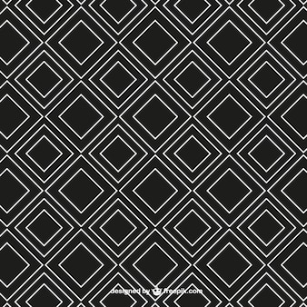 Geometry seamless pattern Free Vector