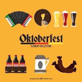 German beer party elements