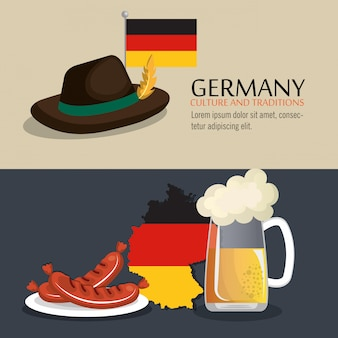 German culture design