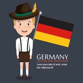 Дизайн немецкой культуры