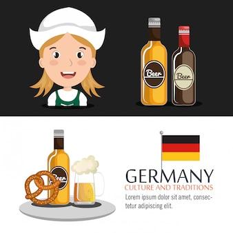 German culture design