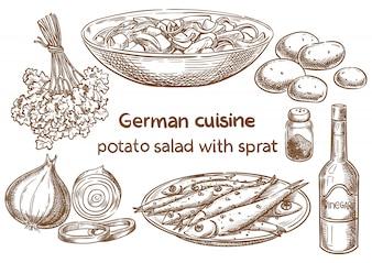 German cusine.