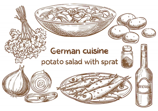 German cusine.