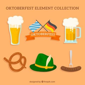 Немецкие элементы для празднования
