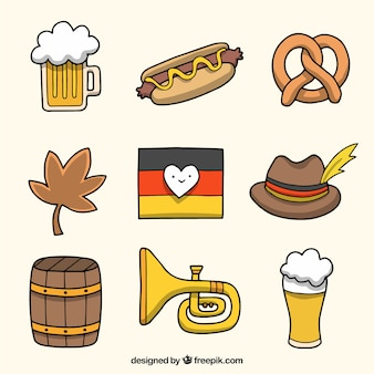 German products and complements