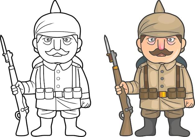 독일 군인