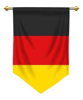 Germany pennant