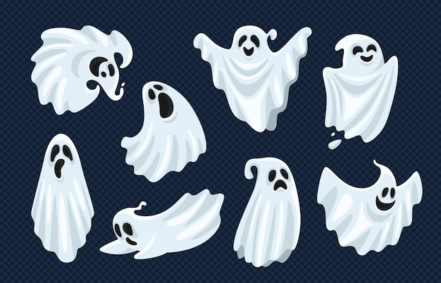Ghost character set
