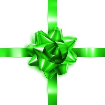 Gift bow decorate box birthday present