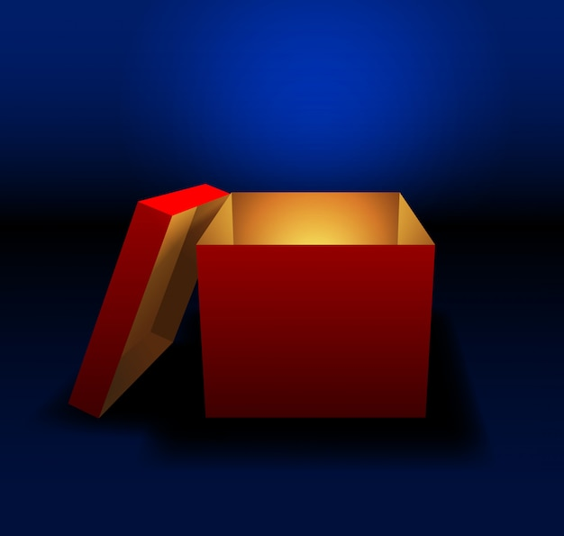 ギフト用の箱