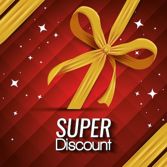 Gift coupon card with special price