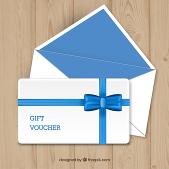Gift voucher for black friday