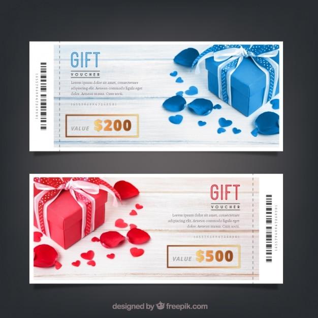 gift vouchers templates