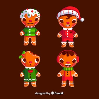 Gingerbread costumes collection