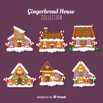 Gingerbread houses collection
