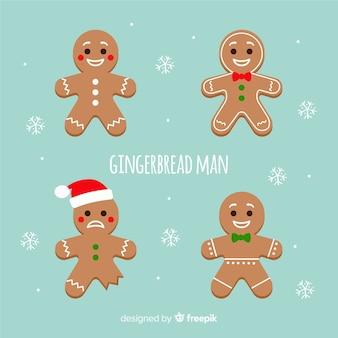 Gingerbread man pack