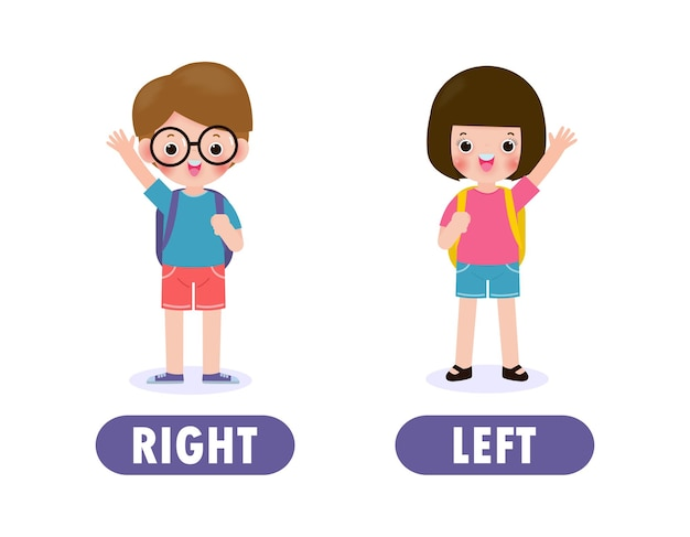 左が女の子、右が男の子