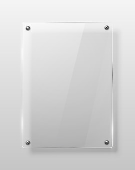 Glass framework illustration