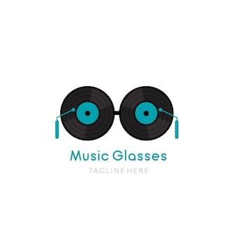 Логотип для очков.