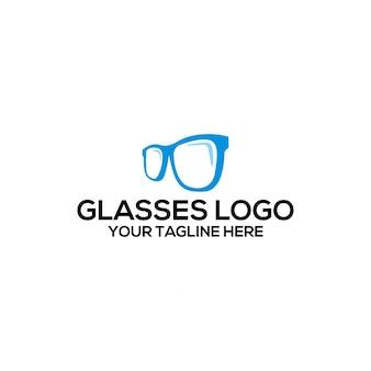 Логотип для очков