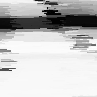 Glitch abstract background with distortion effect bug error random horizontal monochrome lines