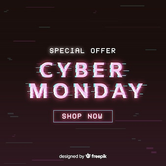 Glitch cyber monday offer