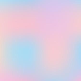 キラキラファンタジーレインボーユニコーンの背景