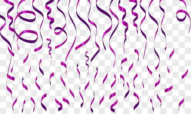 Glitter greeting particles background tranparant , vector event anniversary