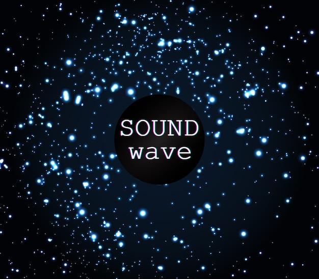 キラキラのテクスチャです。ディスコの背景。青いライト。