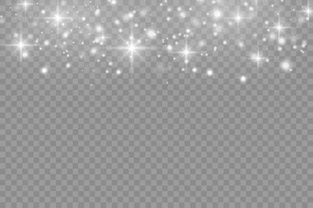 透明のきらめき。特別な光で星を輝かせます。