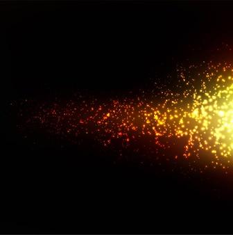 現代glittersの背景