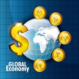 Global economy design,