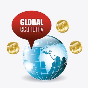 세계 경제, 돈 및 사업