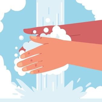 Осведомленность о мытье рук