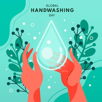 Global handwashing day celebration